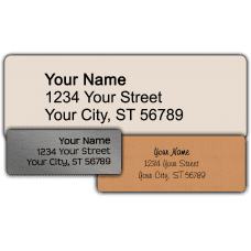 Plain Return Address Labels